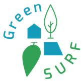 LOGO GREEN SURF